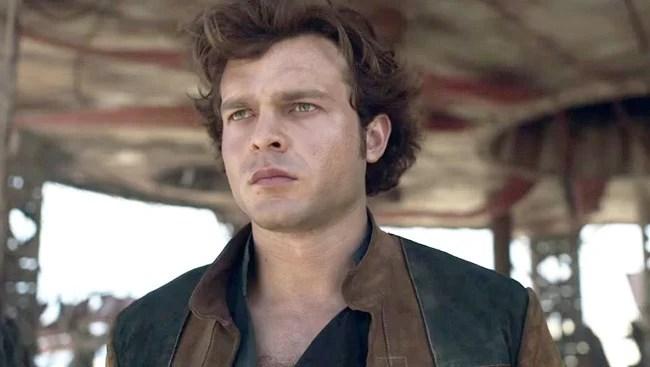 Han Solo: Uma História Star Wars é anunciado em Blu-ray e DVD