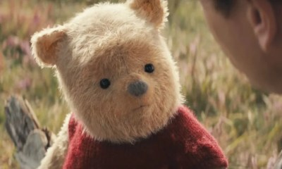 Christopher Robin | Cenas inéditas de Pooh são reveladas em novos teasers