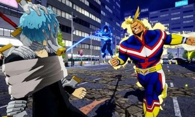 My Hero One's Justice recebe data de lançamento no ocidente