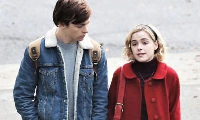 O Mundo Sombrio de Sabrina ganha data de lançamento na Netflix