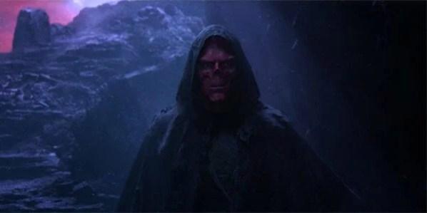 Caveira Vermelha pode retornar como vilão em próximo filme do Universo Marvel