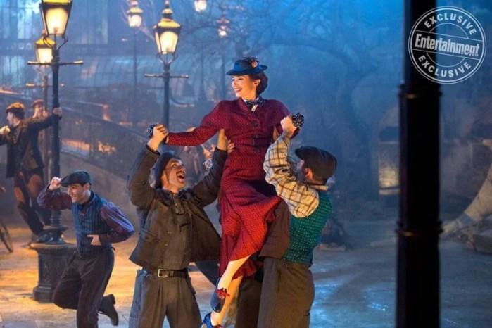 O Retorno de Mary Poppins ganha nova (e linda) imagem