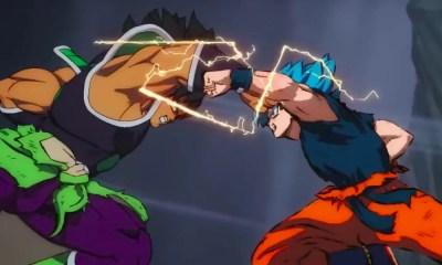 Dragon Ball Super | Trecho de luta entre Goku e Broly no novo filme vaza na internet