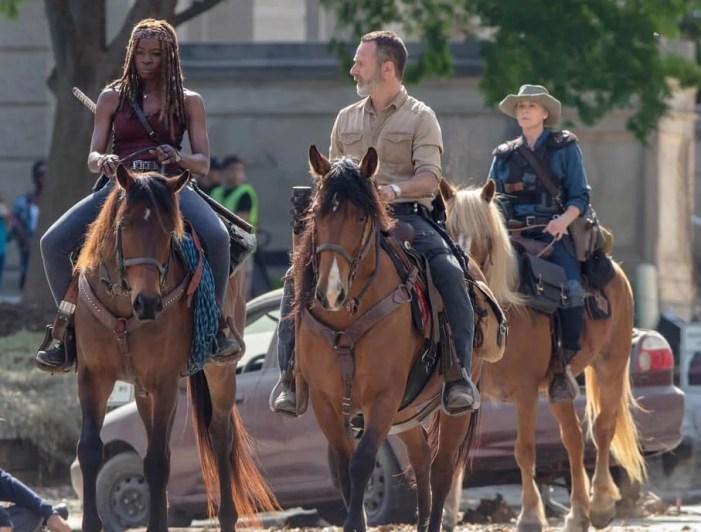 The Walking Dead | Andrew Lincoln não quer que Rick morra na 9ª temporada