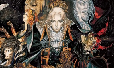 Castlevania Requiem | Coletânea é confirmada e será exclusiva do PS4