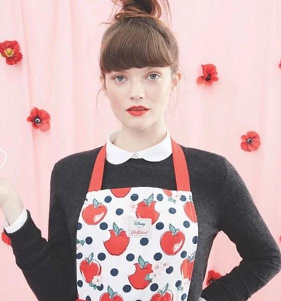 Cath Kidston lança linha de produtos inspirados em A Branca de Neve