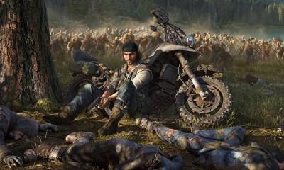 Days Gone   Game recebe novo trailer e imagem promocional