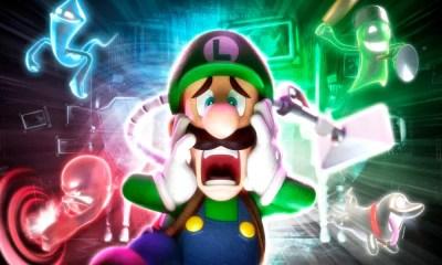 Luigi's Mansion 3 foi anunciado para Nintendo Switch. Confira o trailer