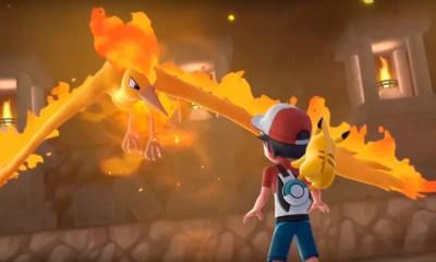 Pokémon Let's Go | Novo trailer mostra a integração com Pokémon Go