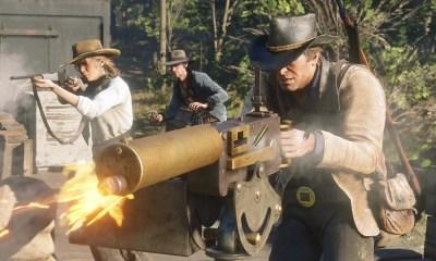Red Dead Online | Red Dead Redemption 2 terá modo online em novembro
