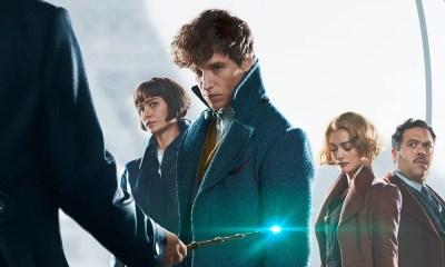 Animais Fantásticos: Os Crimes de Grindelwald | Novo poster é revelado. Confira