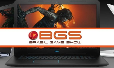 BGS 2018 | Dell mostra notebook e desktop gamer de última geração