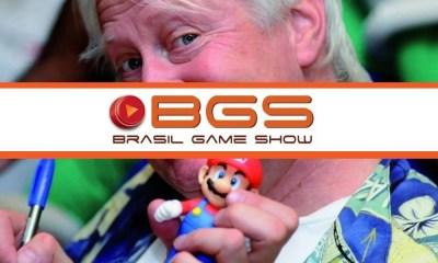 BGS 2018 | Dublador de Mario revela que não conhecia o personagem