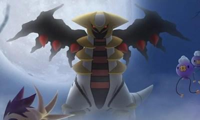 Pokémon Go | Evento de Halloween traz o lendário Giratina nas reides