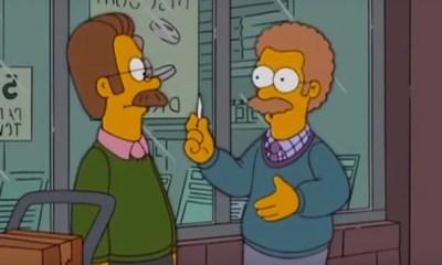 Os Simpsons | Série previu a legalização da maconha no Canadá