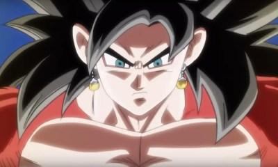 Super Dragon Ball Heroes   5º episódio ganha teaser revelando Vegetto Super Saiyajin 4