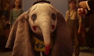 Live-action Dumbo ganha trailer oficial repleto de emoção