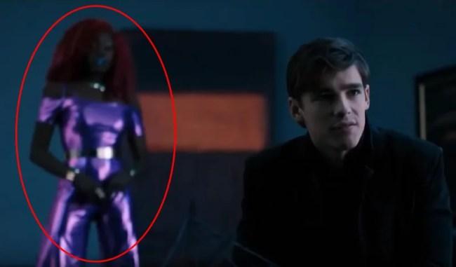 Titãs   Estelar aparece com novo visual em teaser do próximo episódio