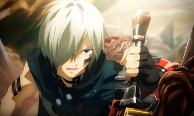 God Eater 3 ganha vídeo promocional em anime. Confira