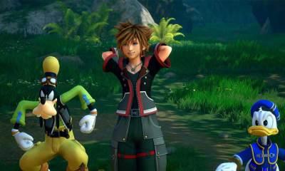 Kingdom Hearts 3   Novo trailer celebra a união de forças