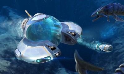 Subnautica | Versão para PS4 e Xbox One ganha data de lançamento
