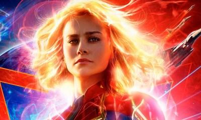Capitã Marvel | 2º poster com a heroína anuncia trailer completo
