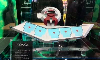 Yu-Gi-Oh! | Novo Disco de Duelo é revelado na Jump Festa 2018