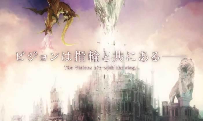 Final Fantasy Brave Exvius   Square Enix anuncia novo game da franquia