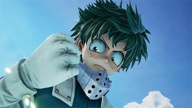 Jump Force | Izuku Midoriya, de My Hero Academia, confirmado no game