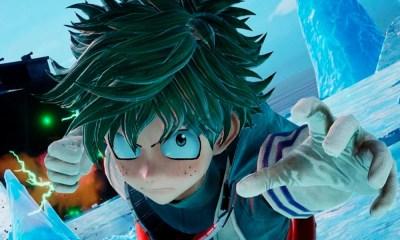 Jump Force | Izuku Midoriya, de My Hero Academia, confirmado no game