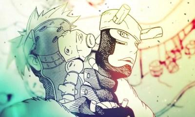 Samurai 8 | Novo mangá de Kishimoto, criador de Naruto, é anunciado