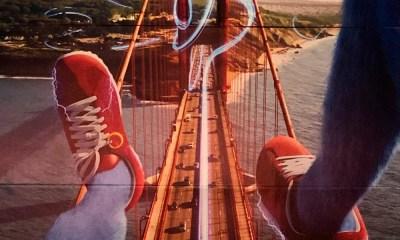 Sonic the Hedgehog   Primeiro poster do live-action é revelado