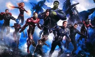 Vingadores 4 | Trailer é adiado devido ao Dia Nacional de Luto nos EUA