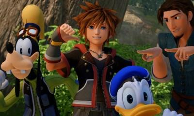 Kingdom Hearts 3 chega para Xbox One
