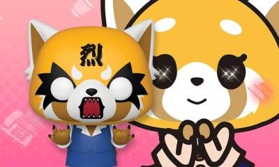 Aggretsuko | Funko lança figuras POP! inspiradas na personagem