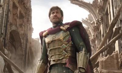 Homem-Aranha: Longe de Casa | Jake Gyllenhaal aparece em trailer como Mysterio