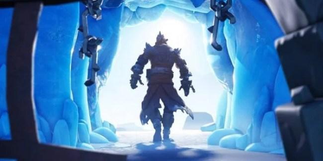 Fortnite   Revelada a skin secreta do Rei do Fogo
