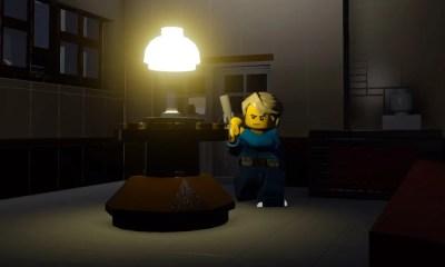 Resident Evil 2 LEGO? Confira a incrível versão animada feita por um fã