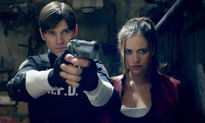 Resident Evil 2   Capcom lança trailer em live-action. Confira