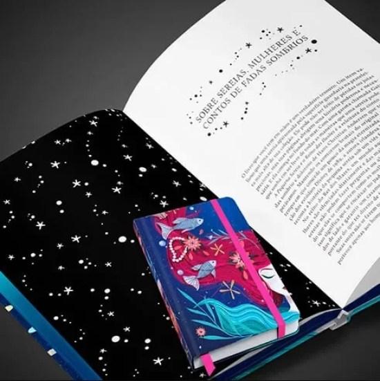 A Pequena Sereia   DarkSide Books lançará releitura do conto de fadas