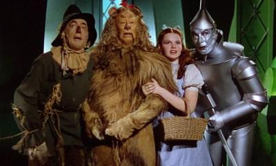 Legendary produzirá série baseada no clássico O Mágico de Oz