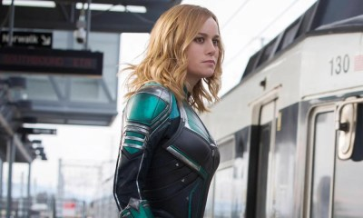 Capitã Marvel | Brie Larson compartilha trecho eletrizante do filme no Twitter