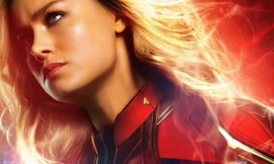 Capitã Marvel | Brie Larson se posiciona a respeito das críticas de 'não sorrir' em cena