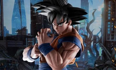 Jump Force | 1ª DLC chegará em maio trazendo novos personagens