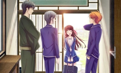 Fruits Basket | Anime ganha data de estreia