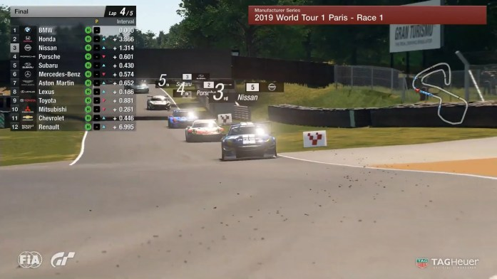 FIAGTC Paris | Aston Martin sai na frente no Campeonato de Construtores