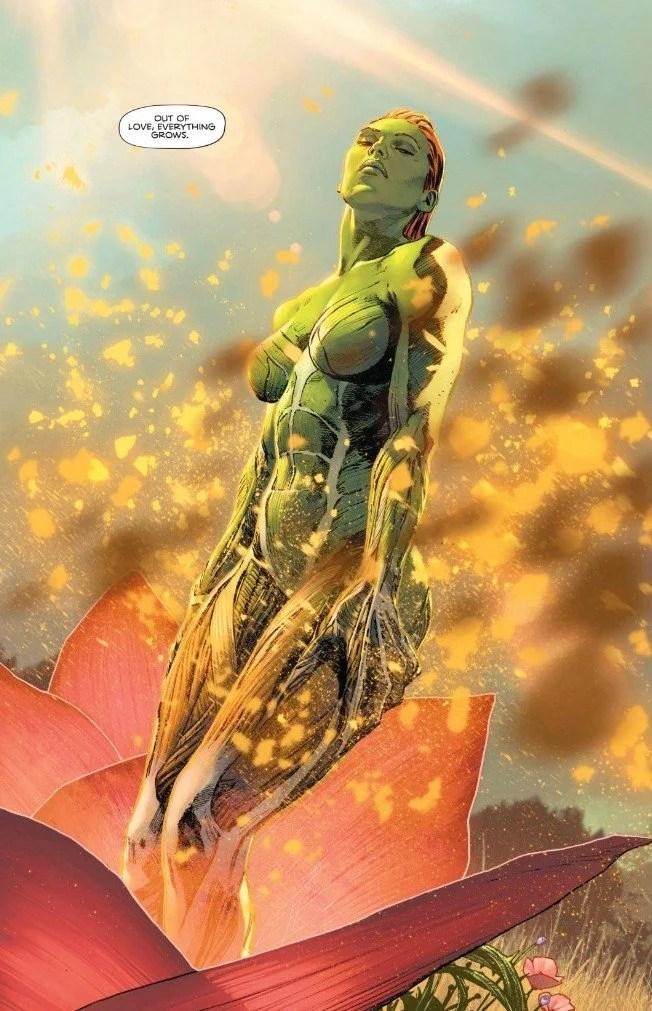 Hera Venenosa ganha novo visual no volume 7 de Heroes in Crisis
