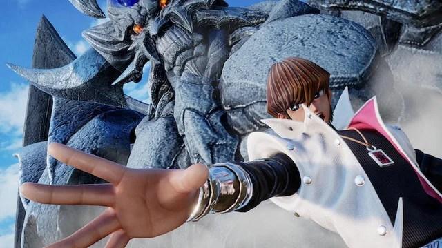 Jump Force | Primeiras imagens oficiais de Seto Kaiba são reveladas