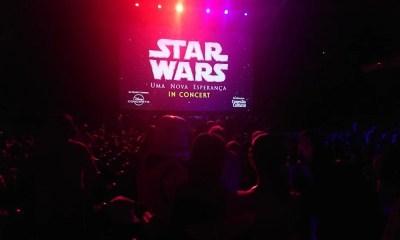 Star Wars in Concert | Disney exibe espetáculo pela primeira vez no Rio