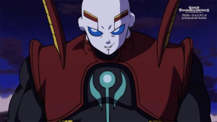 Super Dragon Ball Heroes   Jiren será controlado por Kamin no episódio 10